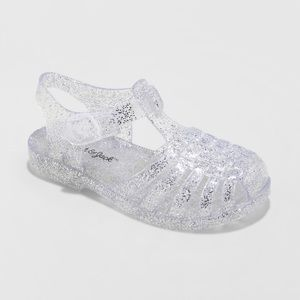 NWT Size 6 Girls Jelly Sandals